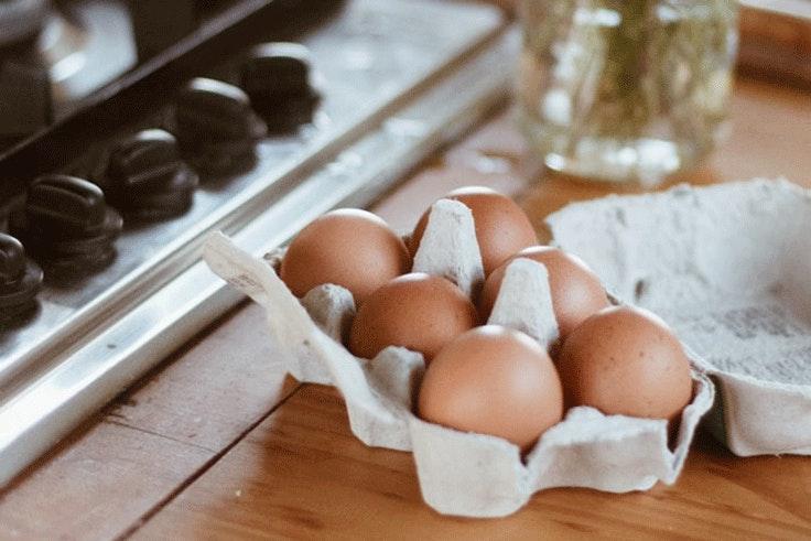 receta de torrijas semana santa huevos