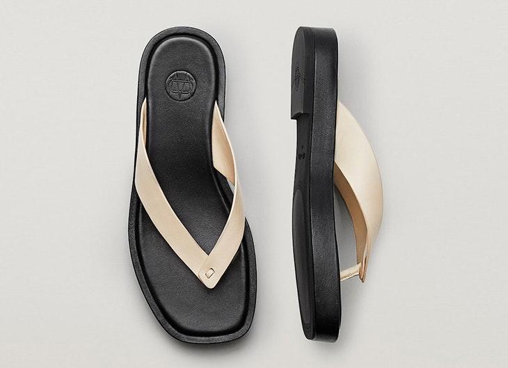 sandalias para primavera sandalias de dedo de Massimo Dutti