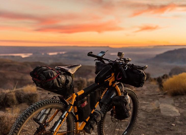 Rutas en bicicleta málaga montaña