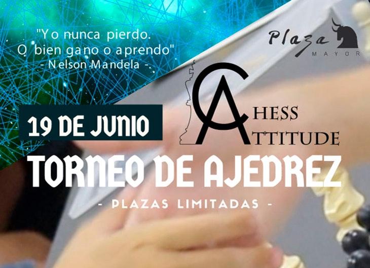 Torneo de Ajedrez @ Chess Attitude