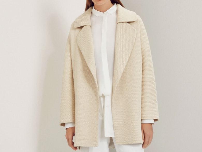casaco massimo dutti