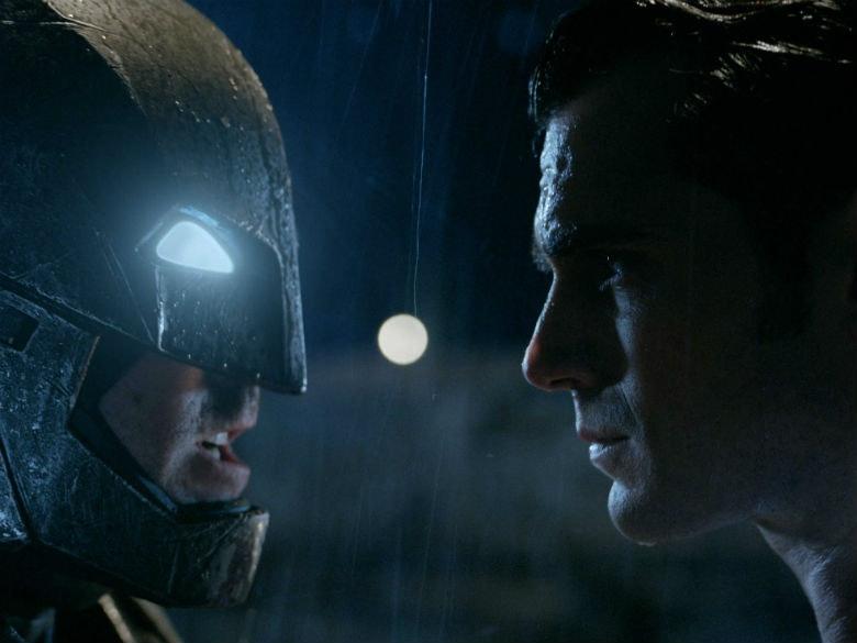 Batman vs Super-Homem