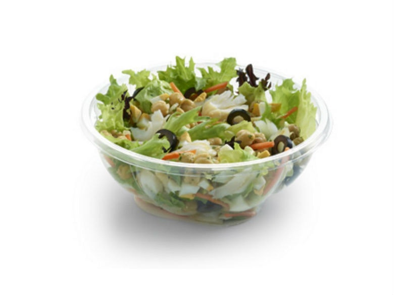 Salada Bacalhau