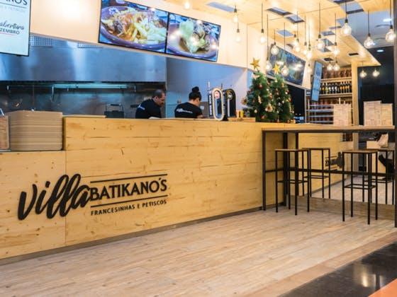 Já conhece o novo Villa Batikanos?