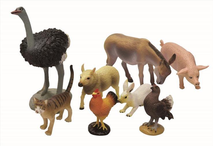Conjunto animais da quinta, 15,95€