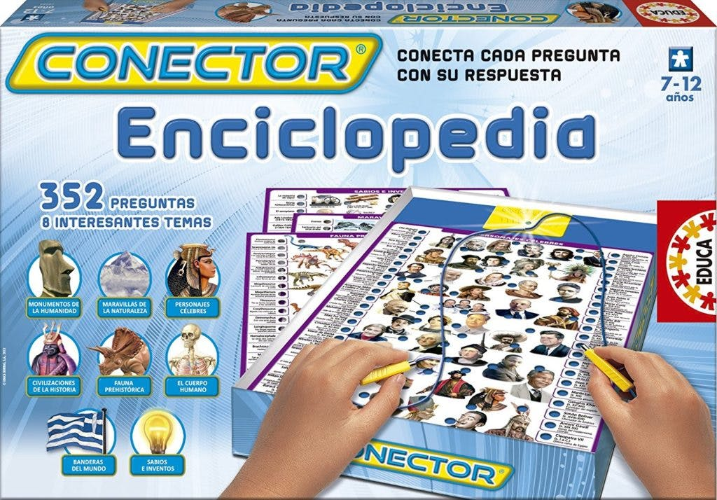 Jogo enciclopédia, 14,95€