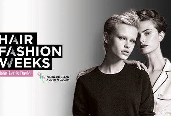 Jean Louis David: participe nas Hair Fashion Weeks