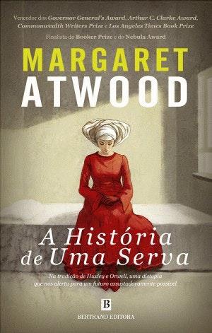 A História de uma Serva de Margaret Atwood, 18,70€