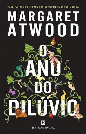 O Ano do Dilúvio de Margaret Atwood, 5€