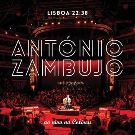 """António Zambujo ao Vivo no Coliseu"" de António Zambujo, 11,90€"