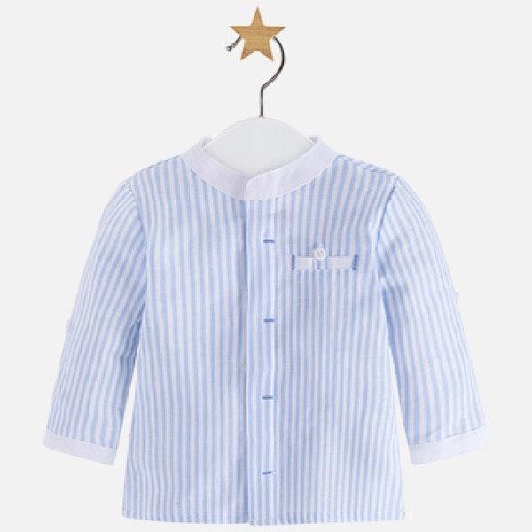 Camisa, antes era a 18,99€ e agora é a 9,49€, na Mayoral