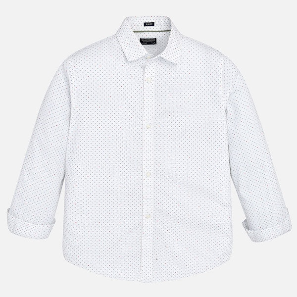 Camisa, Mayoral, antes a 24,99€ agora a 12,49€