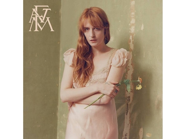 """High as Hope"", de Florence and the Machine, 14,99€"