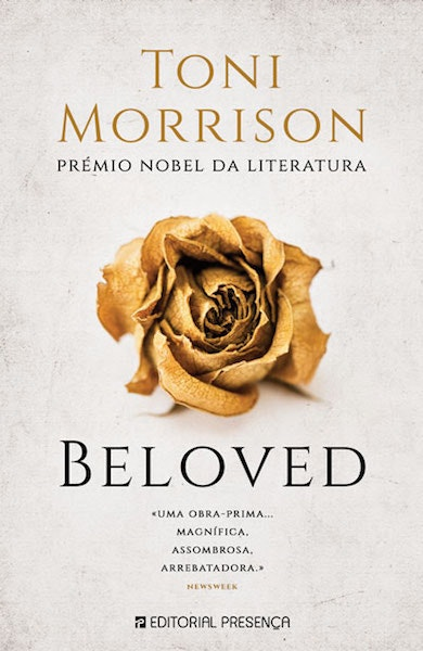 """Beloved"", de Toni Morrison, de 17,90€"