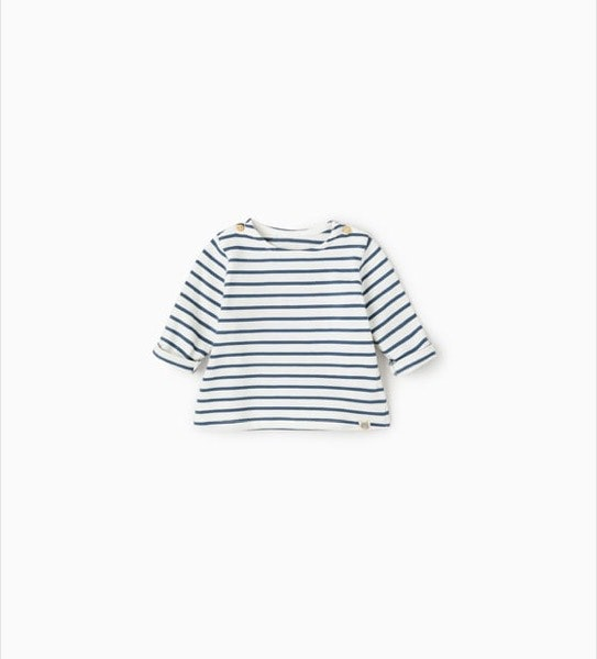 T-shirt, a 7,95€, na Zara Kids