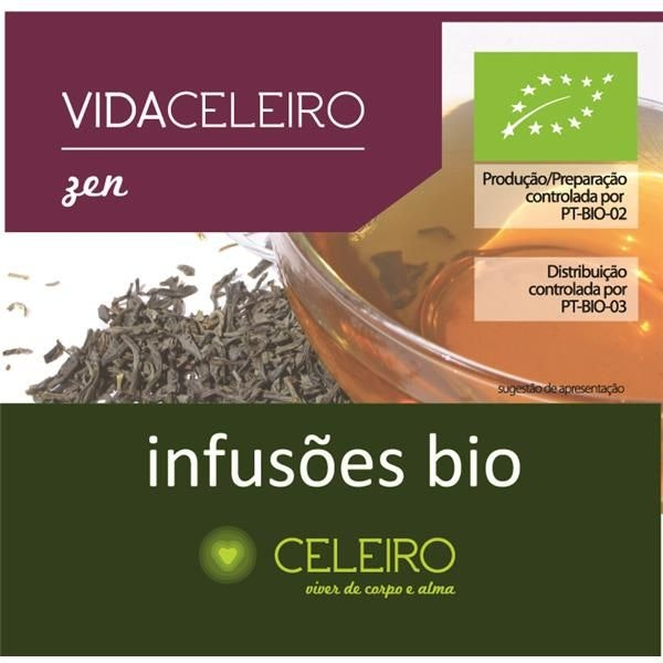 Chá de alcachofra bio, 1,80€