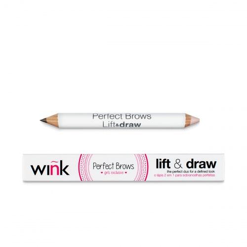 Lápis para iluminar e delinear sobrancelhas, 13€