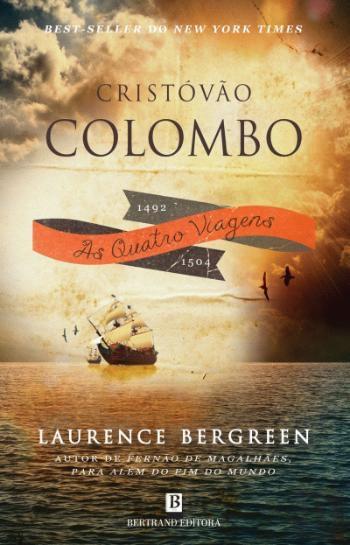 """Cristóvão Colombo"" de Laurence Bergreen, 22,20€"