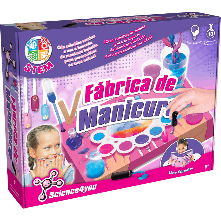 Fábrica, Science4You, 19,99€