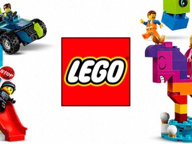 LEGO: como a imaginação ganha vida