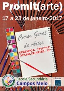 Cartaz Promit(arte)