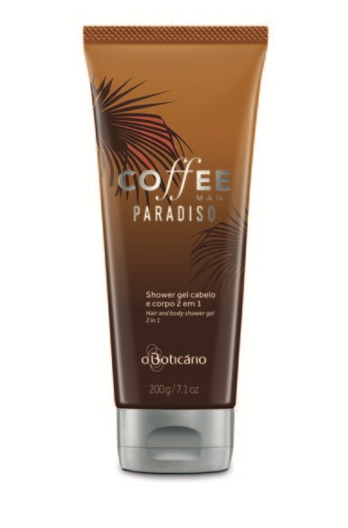 Coffee Paradiso Man Shower Gel_9,99€