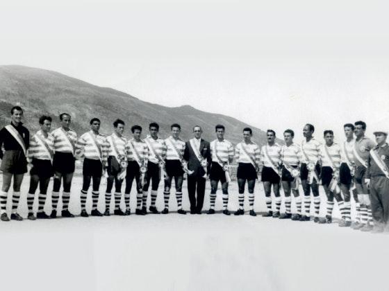 História do Sporting Clube da Covilhã 1923-1990