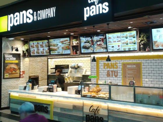 Dê as boas-vindas à Pans&Company que está de regresso ao seu centro.