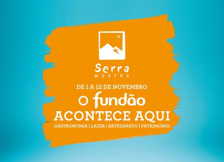Serra Mostra Fundão até 12 de novembro
