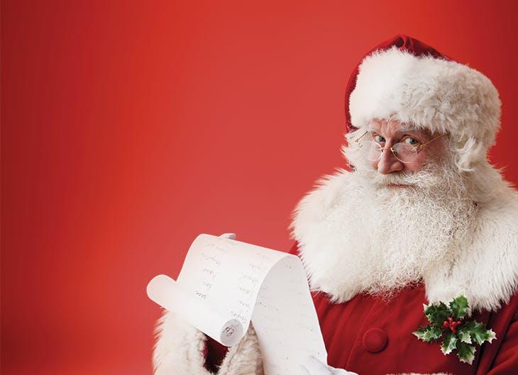 Veja a programação de Natal do seu Centro.