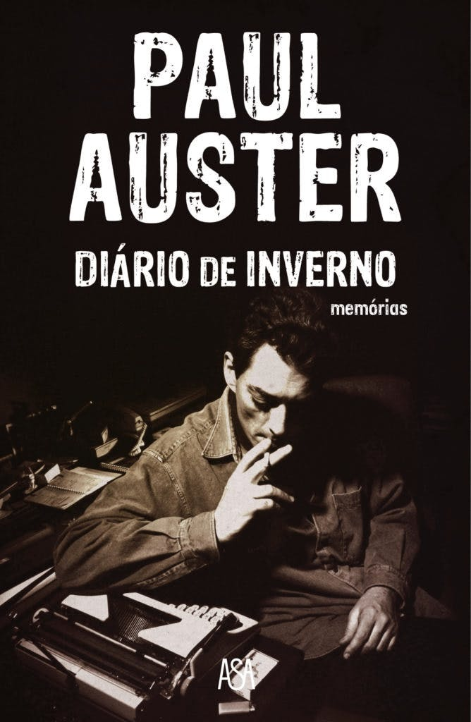 """""""Diário de Inverno"""", de Paul Auster, 17,50€ (desconto de 30% em cartão Leitor Bertrand)"""