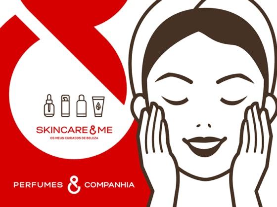 Tratamentos gratuitos na Perfumes & Companhia