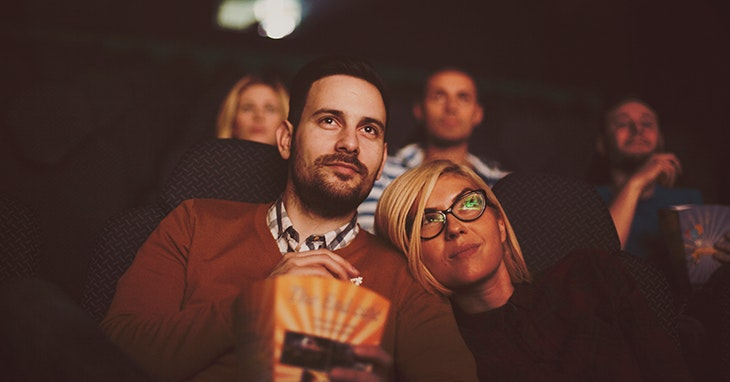 Cinema no Dia dos Namorados
