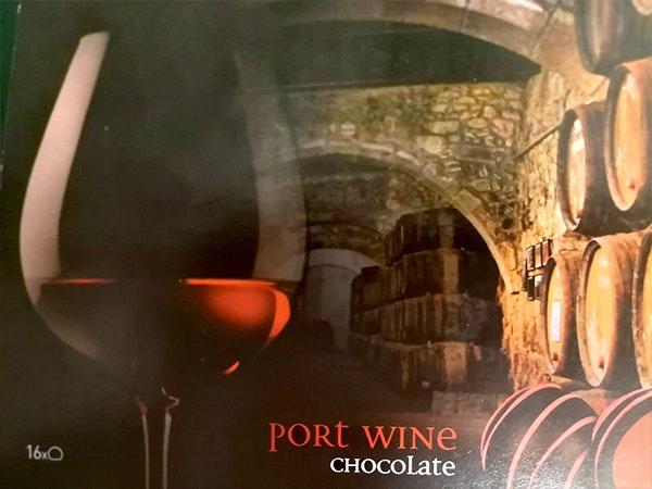 Trufas de vinho do Porto 230gr Goma Choc, 11,95€