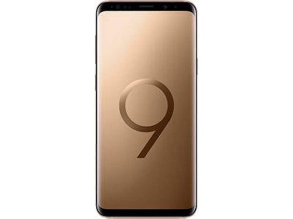 SAMSUNG Galaxy S9+ 64GB Dourado Amanhecer, 849,99€