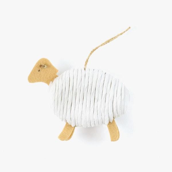 Pendente ovelha, A Loja do Gato Preto, 3,95€