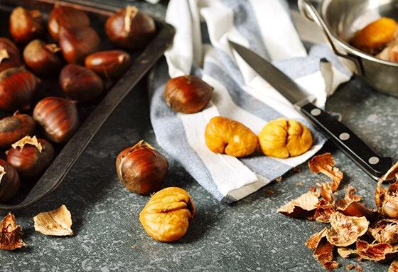 Dia de São Martinho: três receitas com castanhas