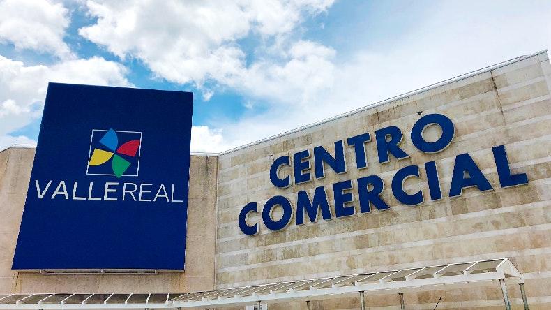 centro comercial valle real