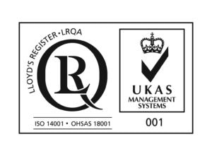 ISO14001,OHSAS18001 with UKAS