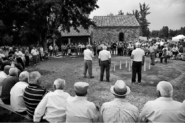El Bolo Palma, el deporte de Cantabria