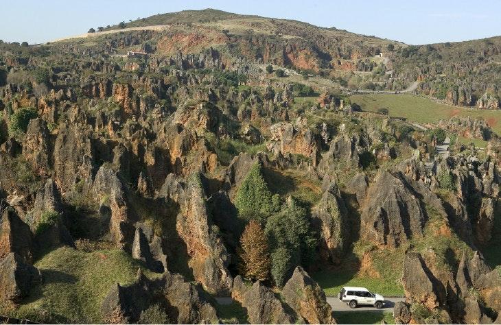 El Parque del Macizo de Peña Cabarga es un lugar increíble. En Valle Real te damos 5 motivos por los que has de venir a disfrutar de este hermoso lugar.