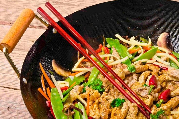 restaurante mr wok