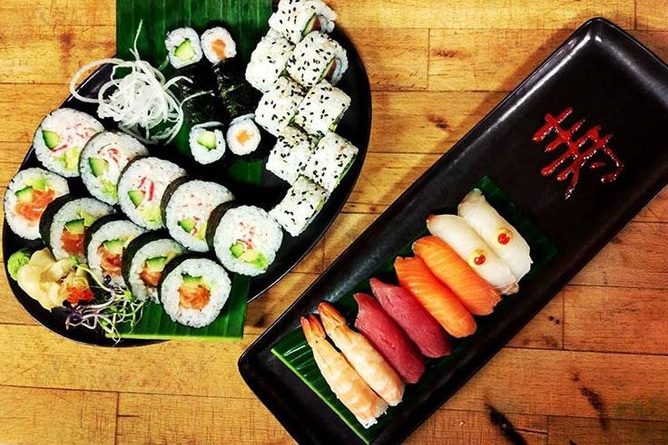 restaurante sushi artist