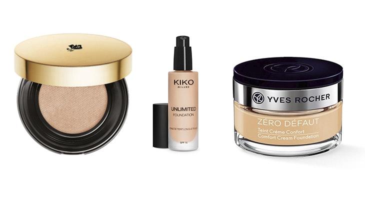 Bases de maquillaje: ¿cómo elegirlas?