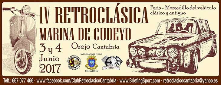 Exposición Retroclásica en Valle Real