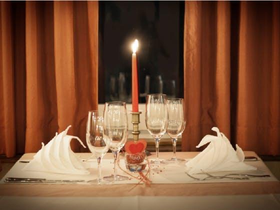 5 recetas para triunfar en una cena romántica