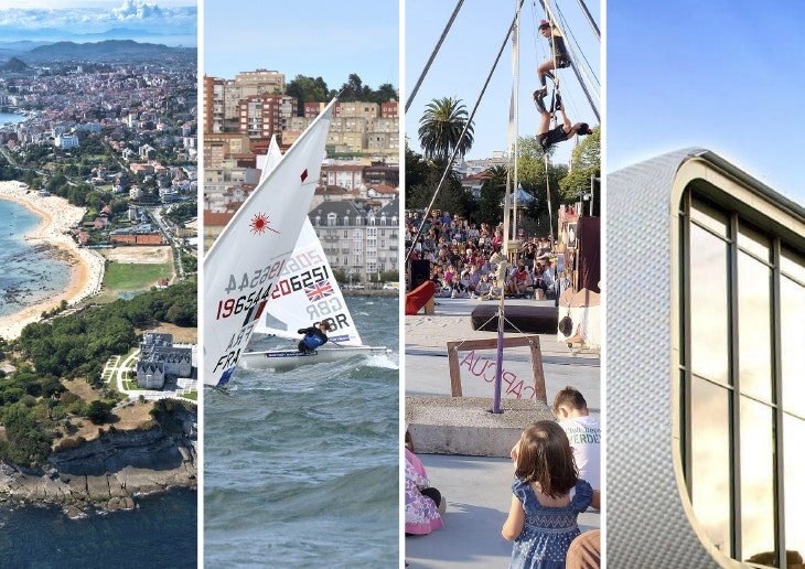 Vive la final de la Copa del Mundo de Vela 2017 en Cantabria