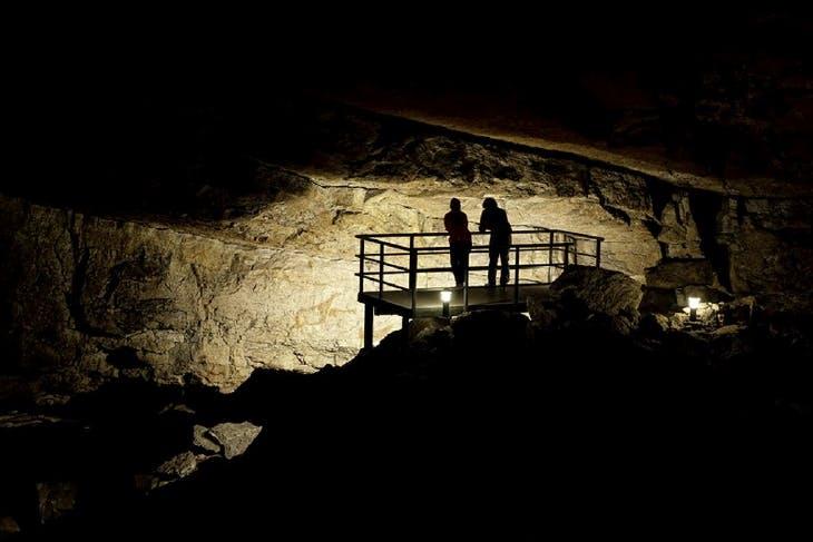 3 curiosidades de la cueva El Pendo