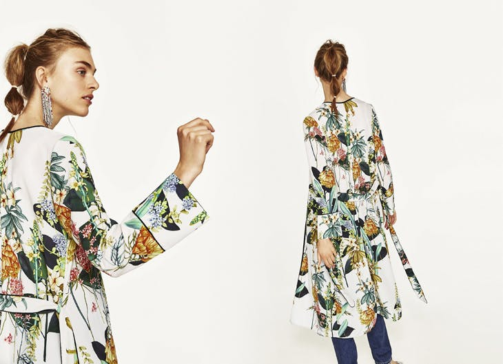 Cómo combinar un kimono