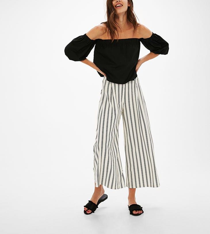 ¿Palazzo o culotte? ¿Cuál es el pantalón del verano?